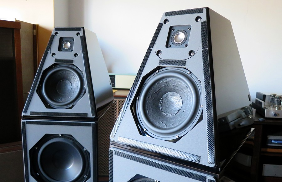 used WILSON AUDIO System5