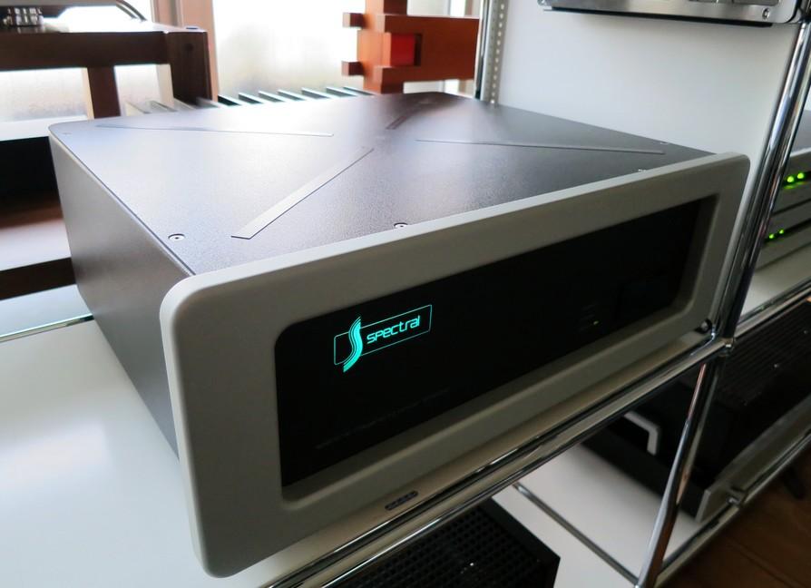 中古 SPECTRAL パワーアンプ DMA-150 One Owner ハイエンドオーディオアンプ