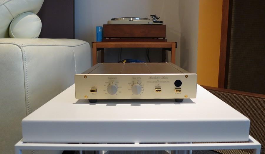 FM Acoustics FM122。ハイエンド中古オーディオショップ。
