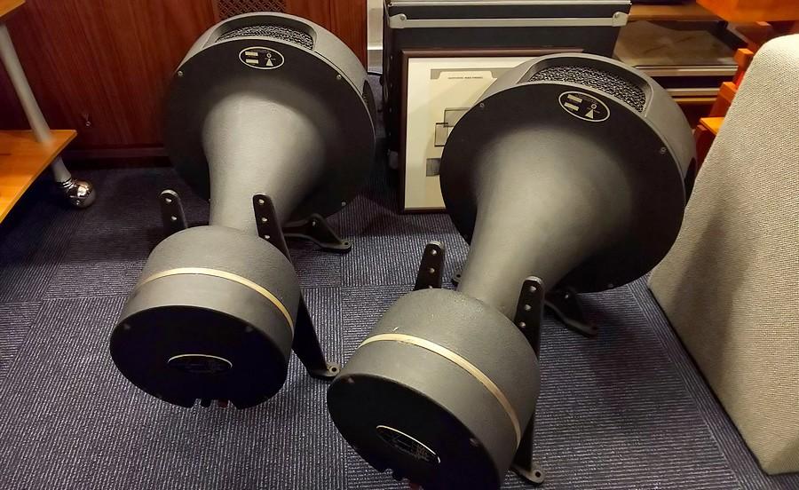 JBL 537-500&JBL375