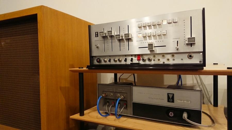JBL SE401パワーアンプ