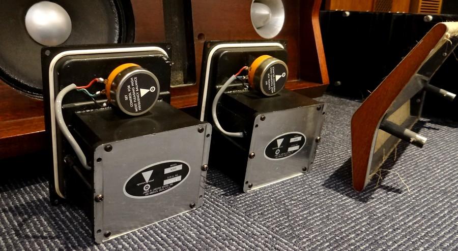 JBL N2400連番レストア 左右音圧、各帯域の波形同一。
