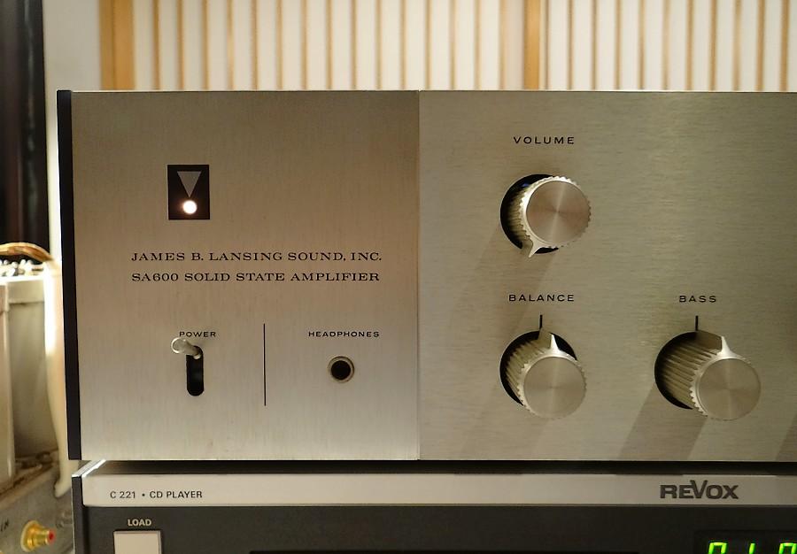 JBL! premain amp