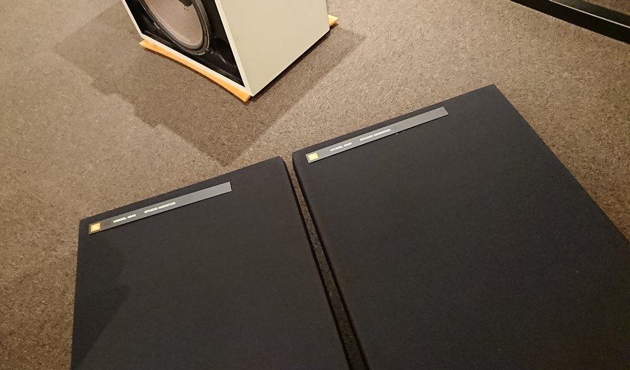 JBL4343A speaker|サランネット(年代相応です)