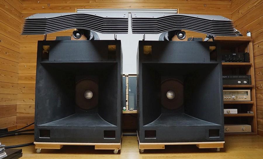 JBL 4560Aシステム
