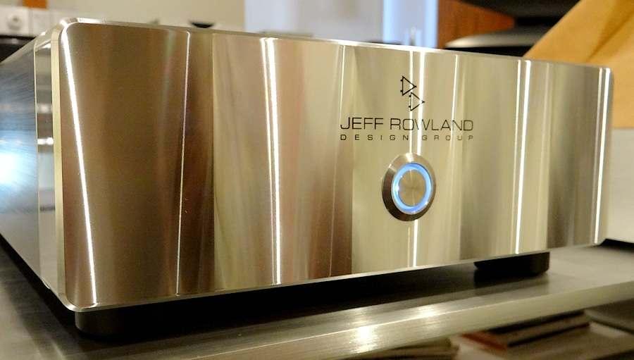 【中古ジェフローランド】Jeff Rowland Model 525 パワーアンプ(外観は新品同様)
