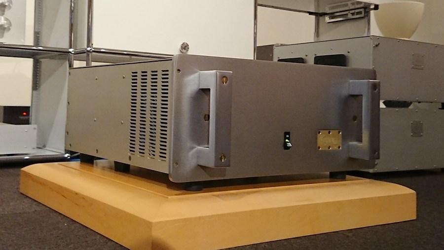 KRELL KSA100 Power amp A class EIコアトランス