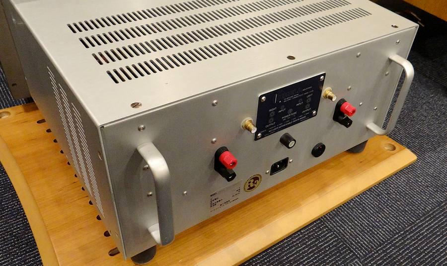KRELL KSA50MK2 シンプルな入出力系