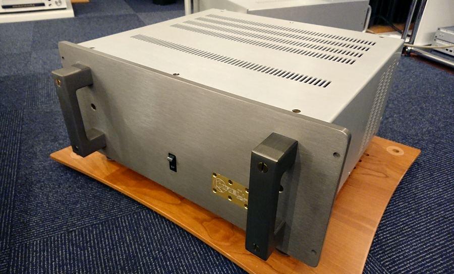 KLRELL KSA50MKⅡ パワーアンプ