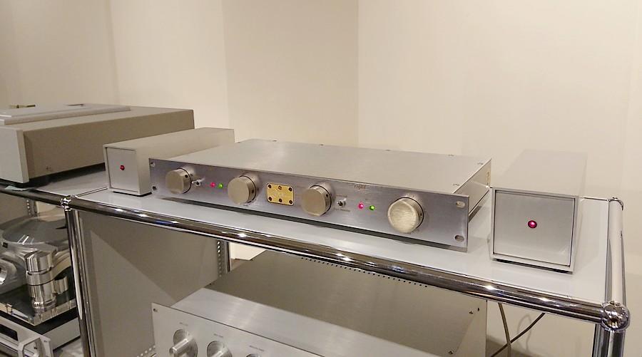 KRELL PAM2 PRE AMPLIFIER RFエンタープライゼス