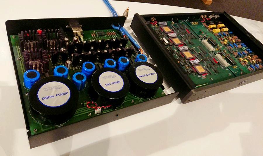 KRELL SBP-64X Burr-Brown 64 DAC|クレル64 DAC|デジタルケーブル、変換ピン付属
