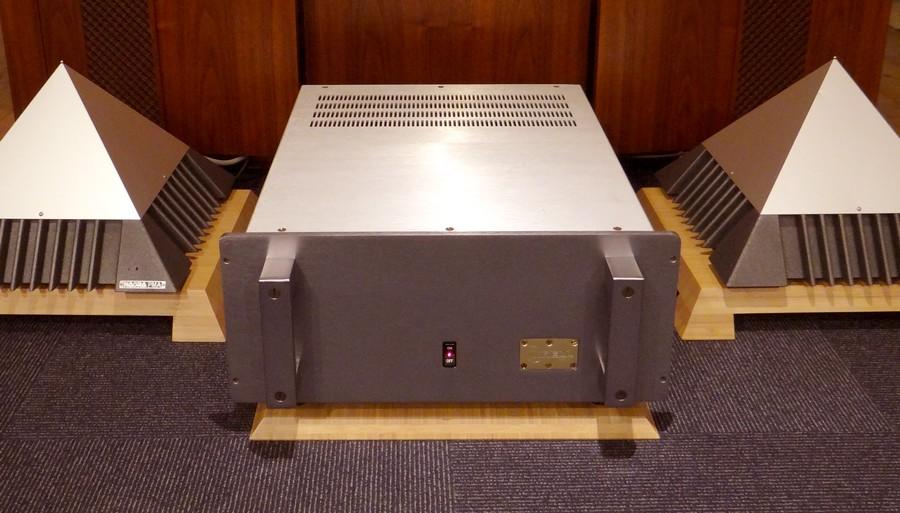 Krell ksa100 EI初期  EIコアトランス搭載の初期モデル