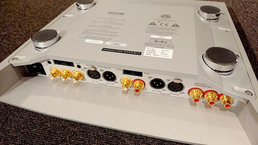 LINN KLIMAX KONTROL SE/d 【中古リン・クライマックスコントロールSE/d UPグレード】