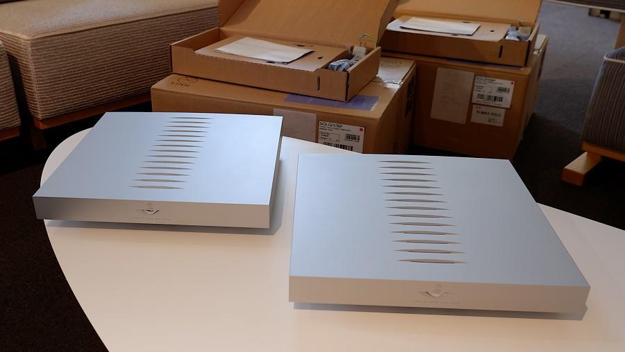 中古 ソロ LINN Klimax SOLO 1/BP  モノラルパワーアンプ  現行品 DYNAMIK Power Supply