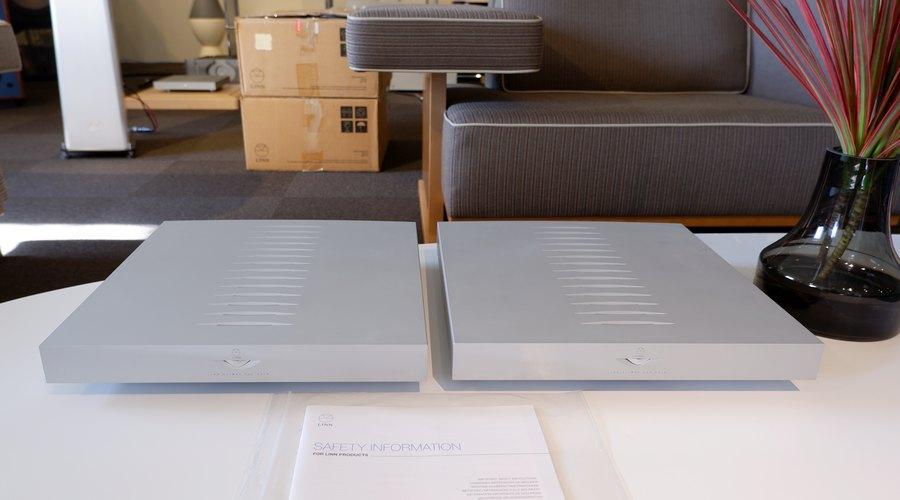 中古 LINN SOLO 1/BPモノラルパワーアンプ|リン・ソロ現行パワーアンプ、LINN箱カートンで発送します。