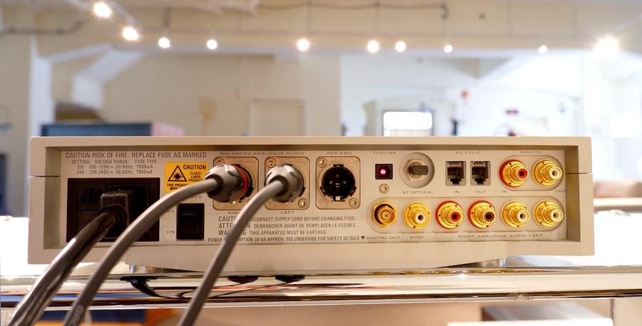 LINN SONDEK CD12 MK2 24BIT|Burr-Brown ICチップ整備・交換済