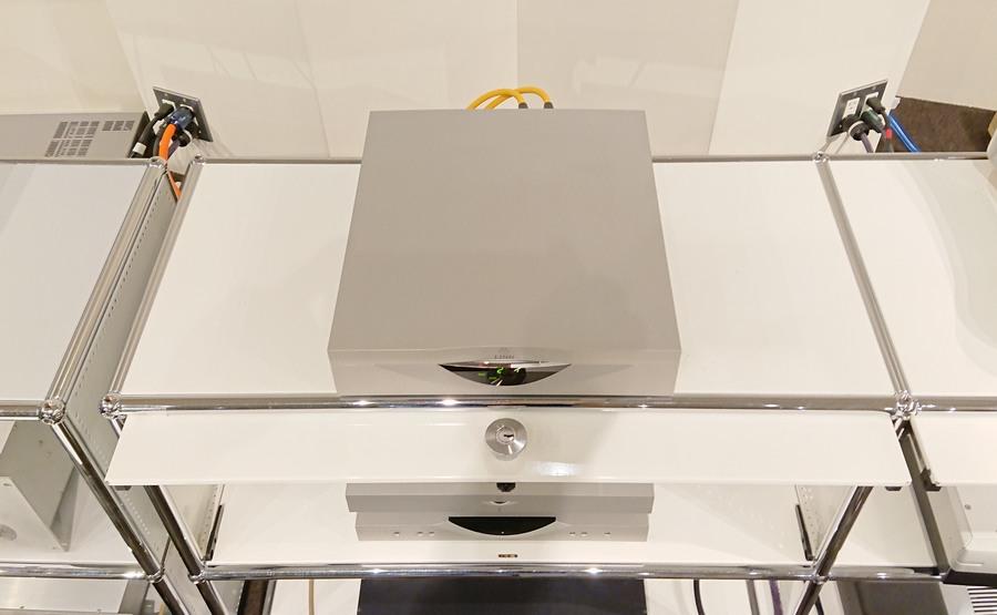 LINN SONDEK CD12 MK3 24BIT |中古 CDプレーヤー|天板部もキレイです