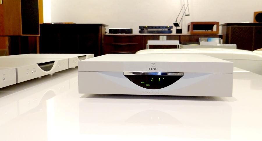 Linn sondeck CD12 20bit 正規代理店整備プラン付き。中古オーディオおすすめ