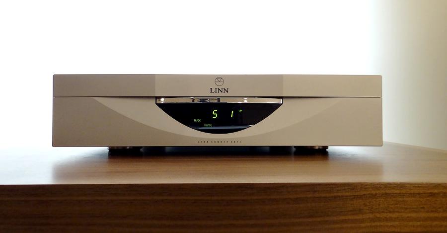 中古 Linn sondeck CD12 20bit 正規代理店整備プラン付き。中古オーディオおすすめ