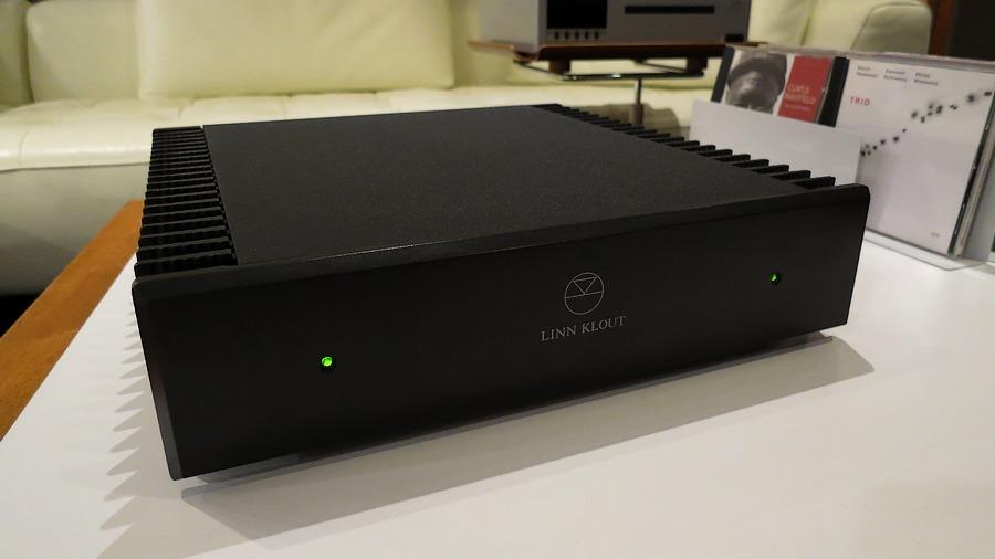 中古 LINN Klout パワーアンプ(SP接続端子1セット)