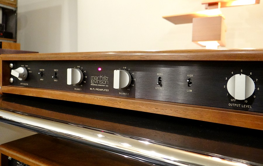 Mark Levinson ML7L PREAMP
