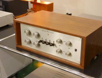 Marantz model #7のご納品前リフレッシュ整備
