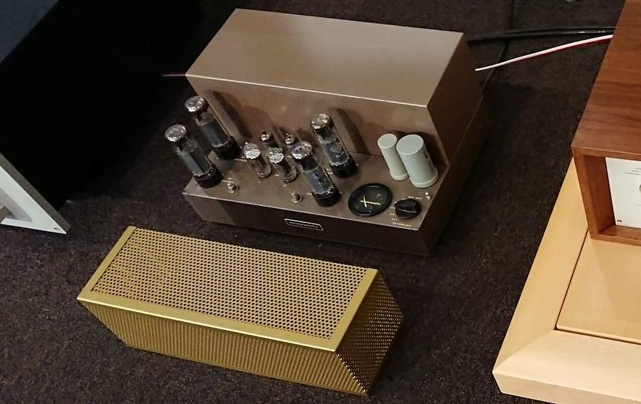 Marantz 8 EL34 poweramp|基盤整備と動作チェック済み
