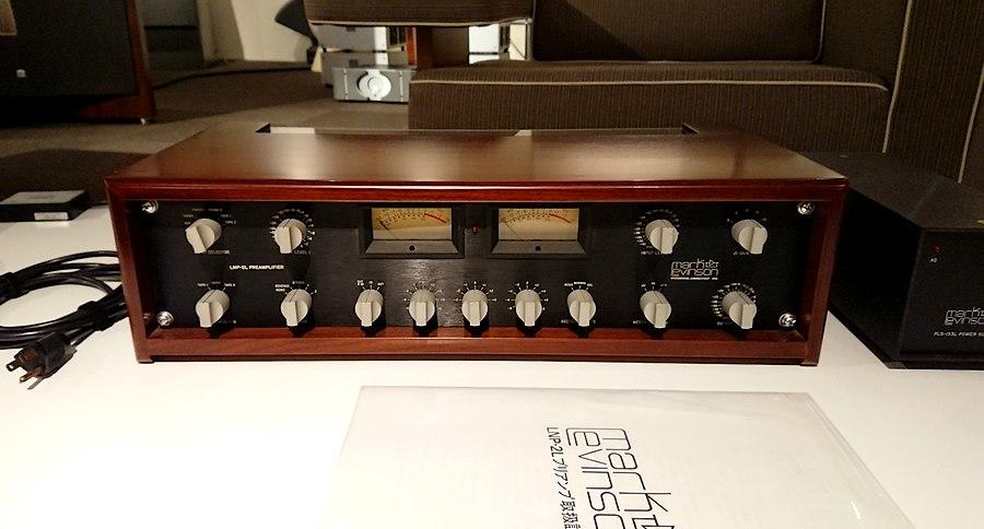 Mark Levinson LNP-2L|マークレビンソン LNP-2L 中古プリアンプ|ハーマンジャパンで整備済みです