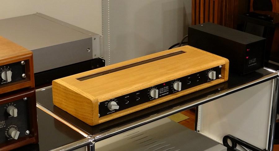 中古レビンソン|Mark Levinson ML1L pre-amp PLS150&Woodcase used