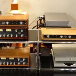 cello ENCORE 1MΩ&初期電源ユニットPLS150パワーサプライ|Mark Levinson ML1L pre-amp PLS150&Woodcase used|中古マークレビンソンML1L プリアンプ
