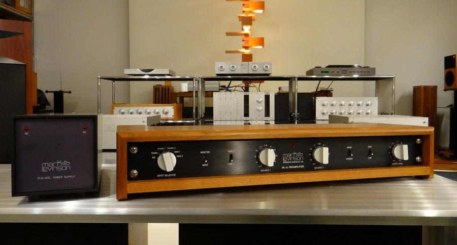 USED Mark Levinson ML-1L PREAMP Maintenance