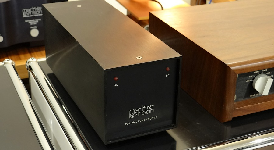 Mark Levinson ML7L Preamp & PLS154 Power supply|中古レビンソンプリアンプ ML7L