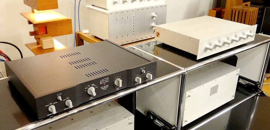 【中古マークレビンソン・プリアンプ】Mark-Levinson-No.26L-basic とcello ENCORE 1MΩプリアンプが在庫