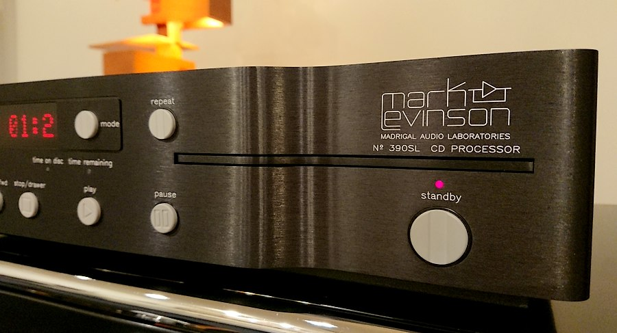 Mark Levinson No.390SL CDプレーヤー マークレヴィンソン390S