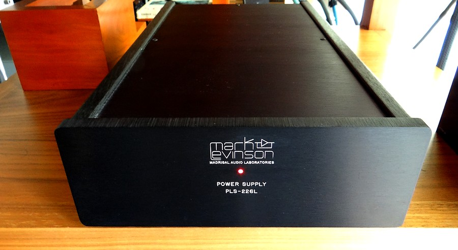 Mark Levinson PLS226パワーサプライ(2トランス)
