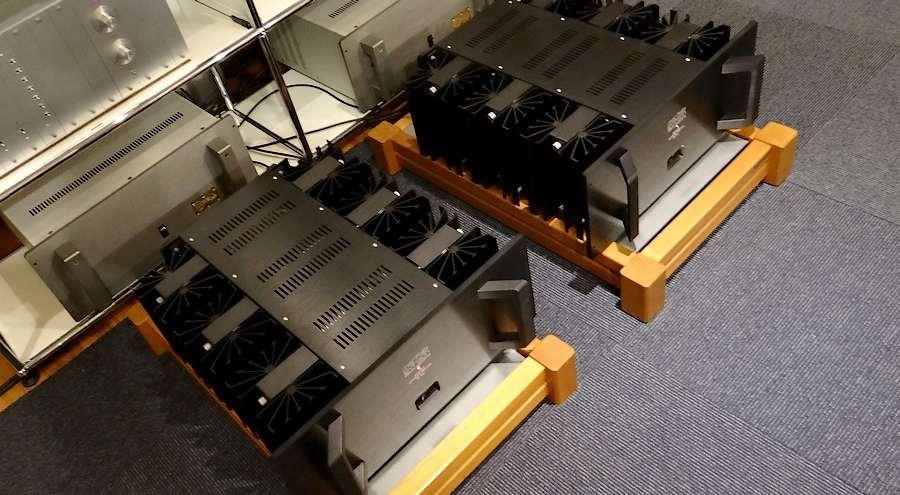 Mark levinson No.20L Class A mono-poweramp|中古マークレビンソンA級パワーアンプNo.20L|リフレッシュ整備