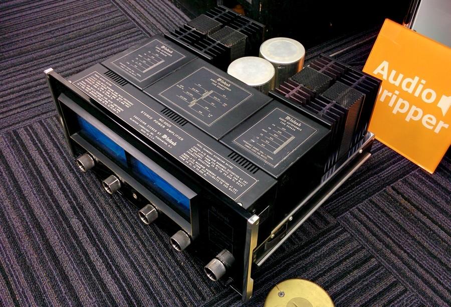 McIntosh MC2205 パワーアンプ