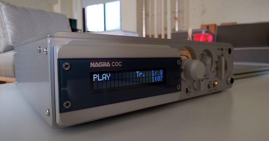 NAGRA CDC CDプレーヤー
