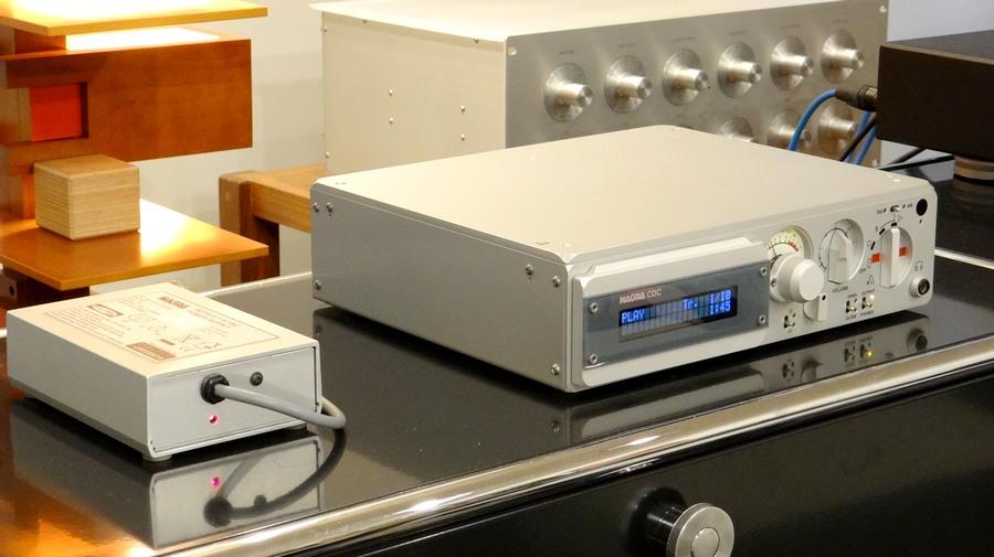 【中古ナグラCDプレーヤー】Nagra CDC CD Player