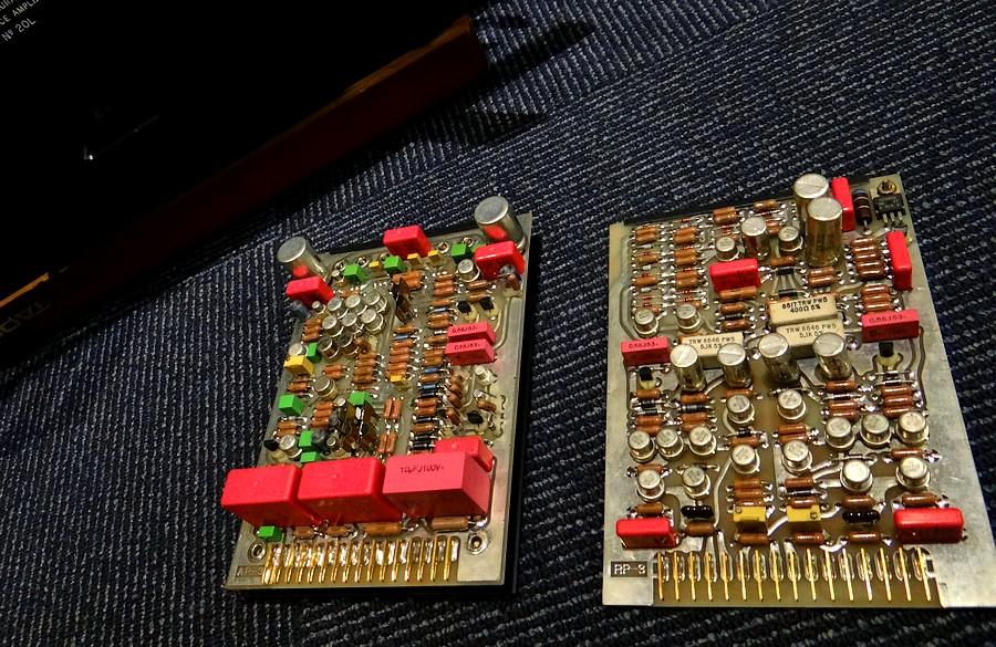 右CH AP3&RP3基板