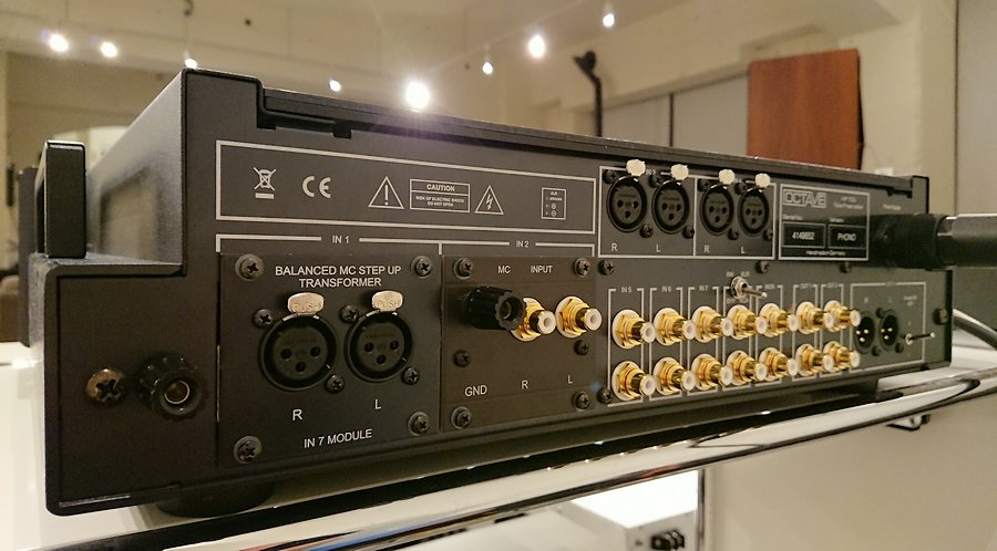OCTAVE HP-700 used PREAMP+in2+in2|オクターブ・プリアンプ