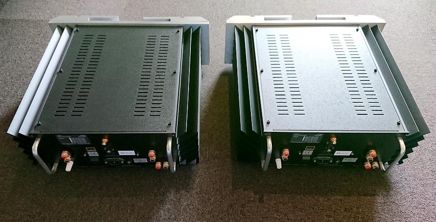 Pass Labs XA60.5 poweramp|モノラルクラスAパワーアンプ