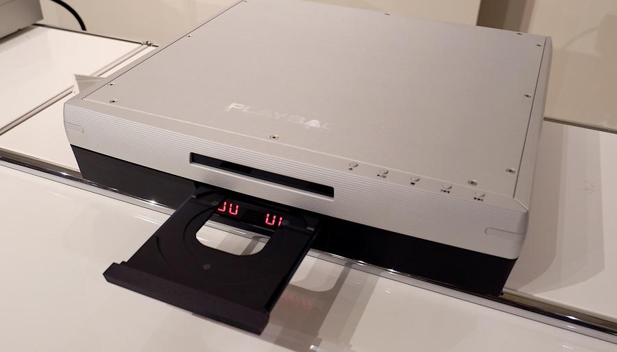 Playback Designs MPS-5 SACD-CD|プレイバックシステムズMPS-5 美しい外観です