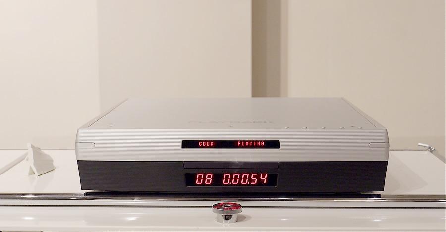 中古 Playback Designs MPS-5 SACD/CD player|プレイバックシステムズのSACD|オリジナルのプログラムDAC