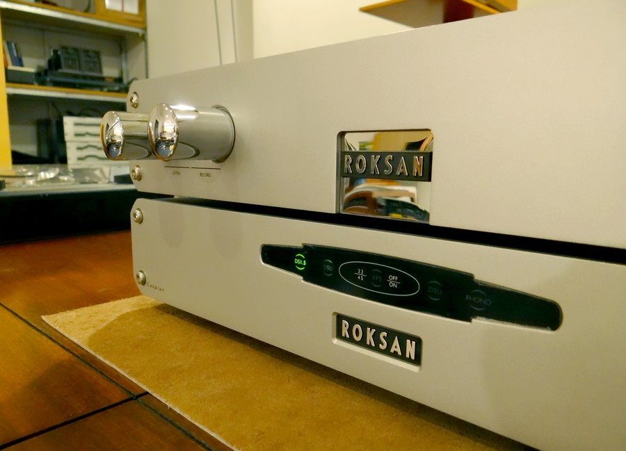 ロクサン|プリアンプ Roksan ROK-L2.5 Line Level Precision&DX2 preamp