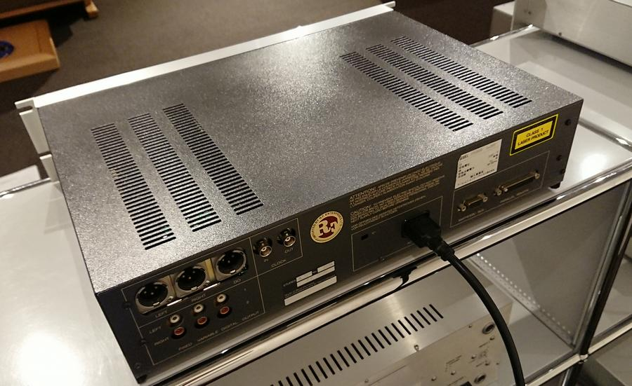 STUDER A727 CD Player|スチューダーA727業務用CDプレーヤー整備済