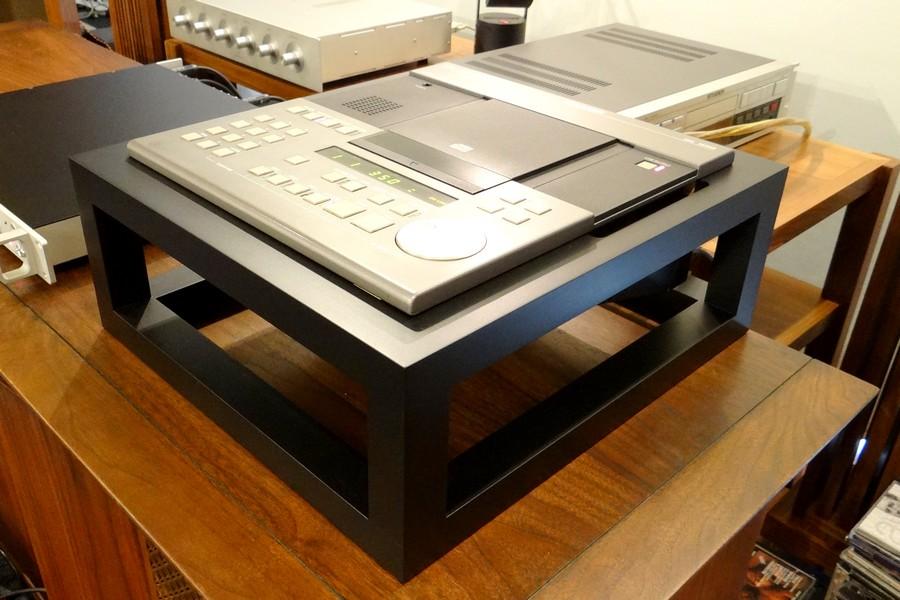 STUDER A730をパラレルスタンドでスタジオコンソールと同環境