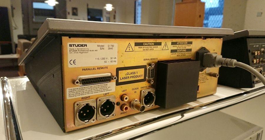 STUDER D730 オーバーホール整備版