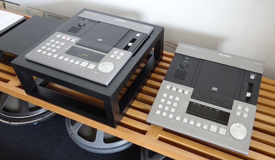 STUDER D730&STAND