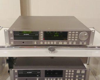 STUDER D731オーバーホール整備|CDM4レーザダイオード新品